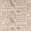 Ткань для штор Newspaper, фото 3