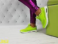 Кроссовки мятно-зелёные, фото 1
