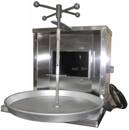 Электрический аппарат для шаурмы Pimak М072-1 , фото 2