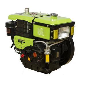 Дизельный двигатель водяного охлаждения Кентавр ДД190В (10.5 л.с.)