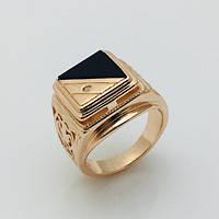 Перстень мужской, размер 19, 20