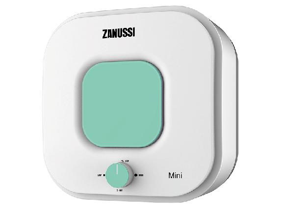 Водонагреватель ZANUSSI  ZWH/S 15 Mini U (Green), фото 2