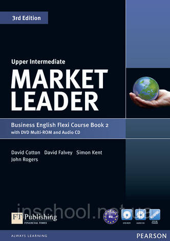 Market Leader Upper Intermediate Flexi Course Book 2 Pack ISBN : 9781292126159, фото 2