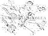 Комплект крепления защиты рук оригинальный BRP №102, фото 2