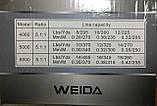Катушка Weida с байтранером HJ-4000 4+1bb, фото 2