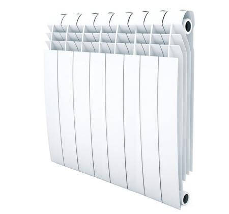 Радиатор Royal Thermo BiLiner 500 Bianco Traffico - 4 секц., фото 2