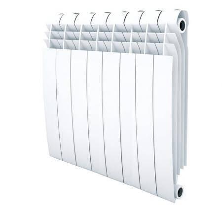 Радиатор Royal Thermo BiLiner 500 Bianco Traffico - 10 секц., фото 2