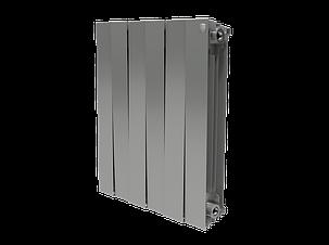 Радиатор Royal Thermo PianoForte 500/Silver Satin - 6 секц., фото 2