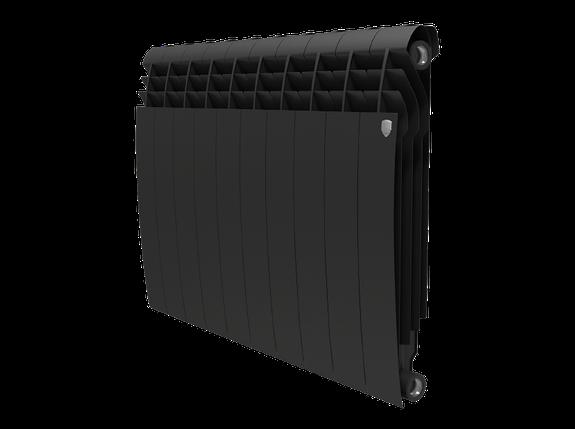 Радиатор Royal Thermo BiLiner 500 Noir Sable - 10 секц., фото 2