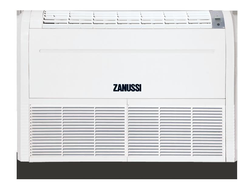 Напольно-потолочный кондиционер Zanussi ZACU-18 H/N1