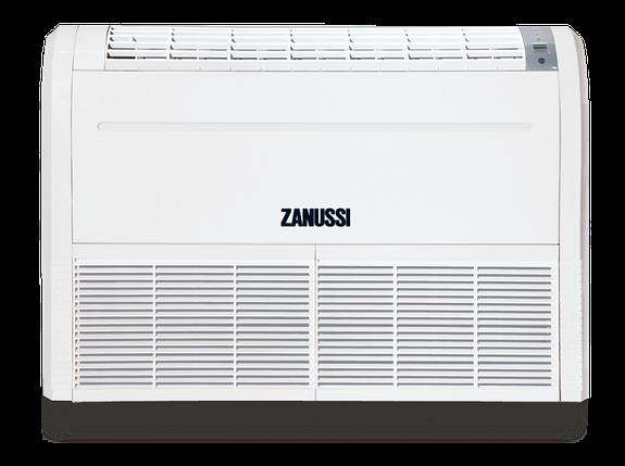 Напольно-потолочный кондиционер Zanussi  ZACU-18 H/ICE/FI/N1, фото 2