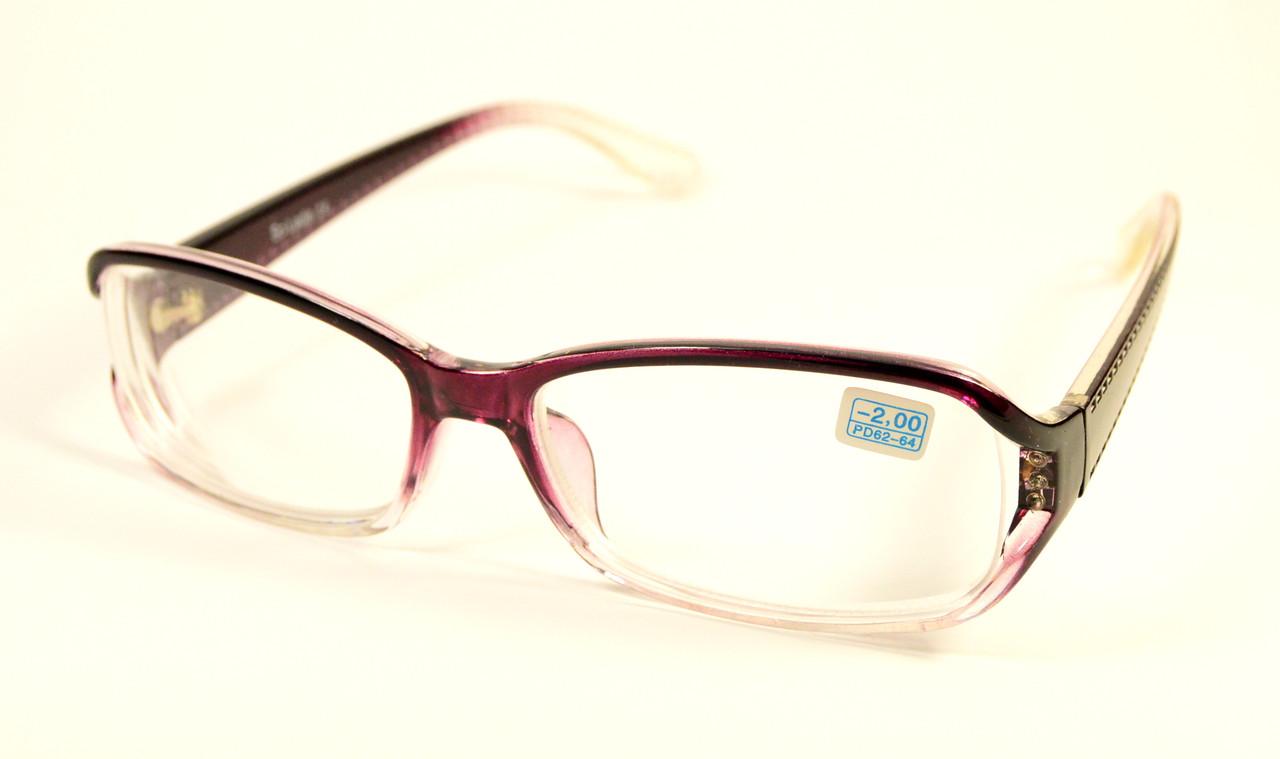 Женские очки для зрения (8010 ф)