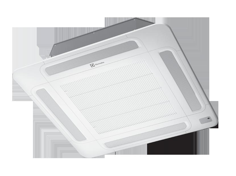 Инверторный кассетный кондиционер Electrolux EACC/I-48H/DC/N3 / EACO/I-48H/DC/N3