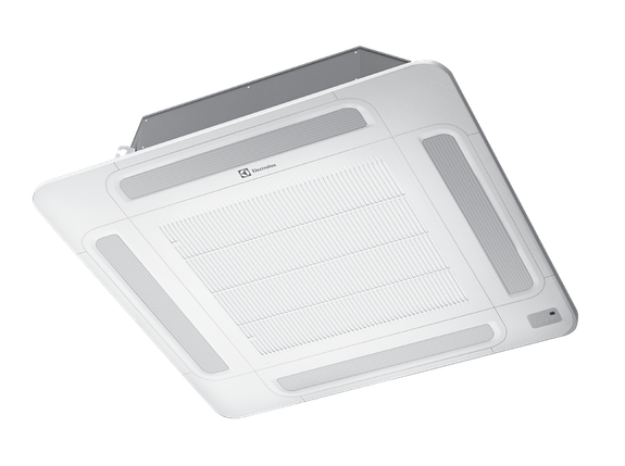 Инверторный кассетный кондиционер Electrolux EACC/I-48H/DC/N3 / EACO/I-48H/DC/N3, фото 2