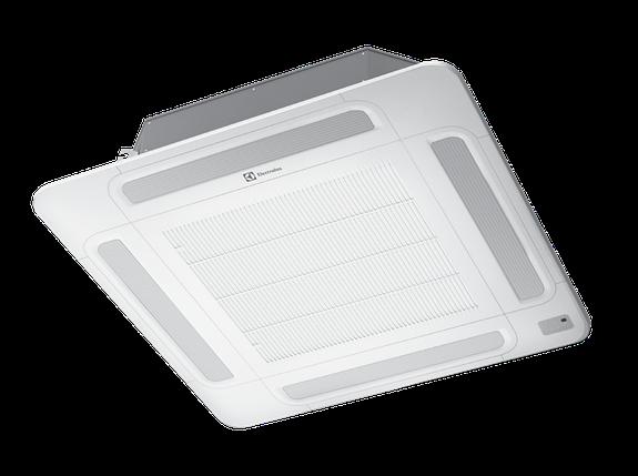 Инверторный кассетный кондиционер Electrolux EACC/I-60H/DC/N3 / EACO/I-60H/DC/N3, фото 2