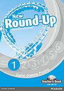 New Round Up Level 1 Teacher's Book (with Audio CD) ISBN: 9781408234914
