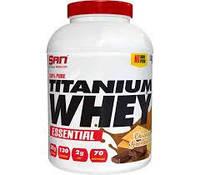 Протеин SAN 100% Pure Titanium Whey, 2270 g