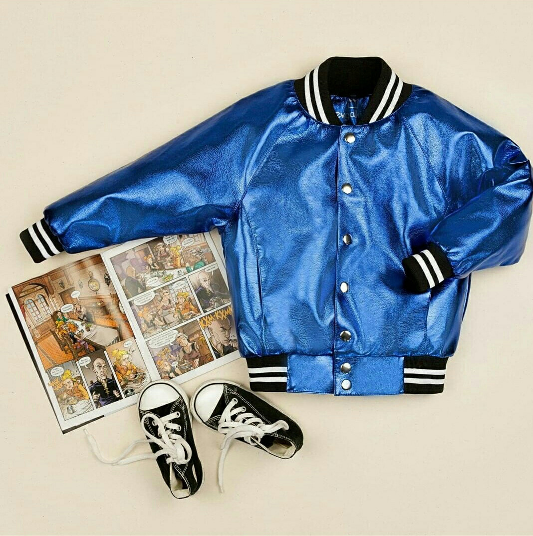 Куртка-бомбер Даллас для Девочки — в Категории