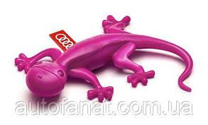 Ароматизатор Audi Gecko, розовый оригинал (000087009AC)