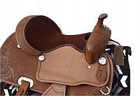 Сідло для коня WESTERN USA 17С, фото 1