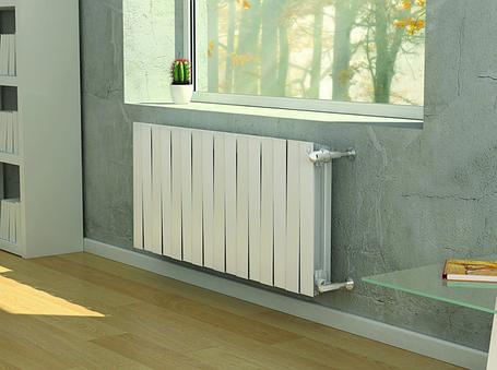 Радиатор Royal Thermo PianoForte 500/Bianco Traffico - 8 секц., фото 2