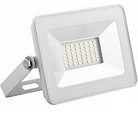 Светодиодный LED прожектор белый 50w 6500k Lemanso LMP33-50