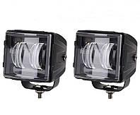 Протитуманні фари LED 20W, 2800 Lm, ближнє світло, jeep,atv,квадроцикл, гарантія 1 рік