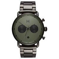 Часы мужские MVMT BLACKTOP RALLYE GREEN GUNMETAL 47MM