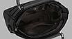 Сумка женская через плечо трапеция Сlassic черный, фото 8