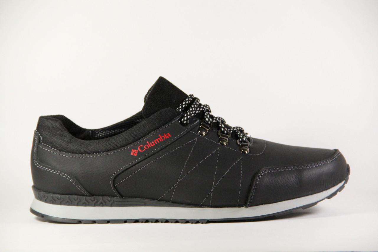 Мужские кроссовки больших размеров из натуральной кожи, обувь больших размеров БФ 04