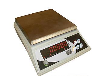 Весы порционные ВТЕ-Центровес Т3Б_6кг (176х176мм)