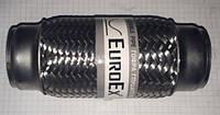 Гофра глушителя 45 на 150 Chery Amulet Чери Амулет EuroEx, фото 1