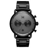 Часы мужские MVMT BLACKTOP STARLIGHT BLACK 47MM