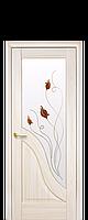 Дверь межкомнатная Новый стиль Амата  (Ясень)