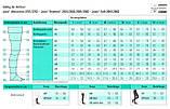 Чулки Juzo Soft 2 класс компрессии (Германия) , фото 2