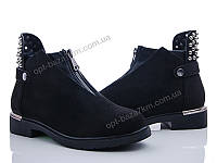 Ботинки женские Mei De Li A02 (36-40) - купить оптом на 7км в одессе