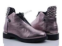 Ботинки женские Mei De Li A03 (36-40) - купить оптом на 7км в одессе