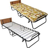 Раскладная кровать-тумба «Витязь 70» с быльцем