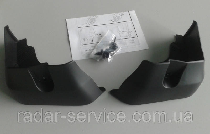 Брызговики передние к-т.2шт. Орландо J309, 95980362, GM