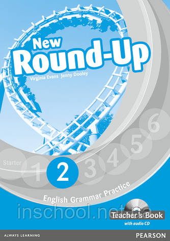 New Round Up Level 2 Teacher's Book (with Audio CD) ISBN: 9781408234938, фото 2