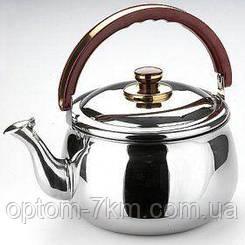 Чайник музыкальный нержавеющий 2000 мл EMPIRE EM-1464