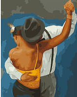 """Картина по номерам """"Страсть в танце"""", фото 1"""