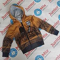Детская двусторонняя  весенняя куртка для мальчиков оптом BIMBO STYLE, фото 1