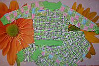 Пижама детская, рост 80-90 и 90-98. С начесом, фото 1