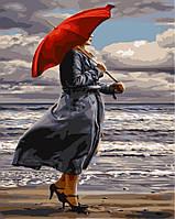 """Картина по номерам """"Ветер с моря дул"""""""