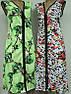 Летний женский халат Молния Размер 44 - 46, 60 - 62, фото 9