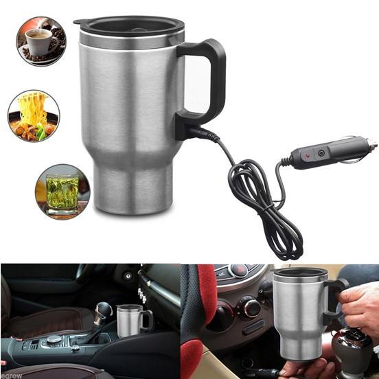 Авто кружка, автомобильная кружка, работающая от прикуривателя, термо, кружка, чашка, универсальная