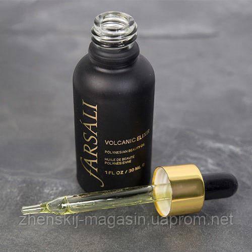 Масло для макияжа Farsali Volcanic Elixir, фото 1