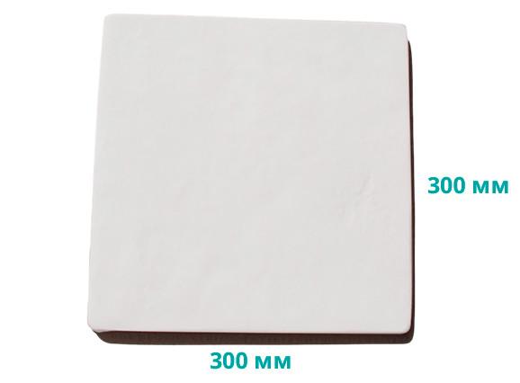 Плитка террасная рифленая 30х30х2 см