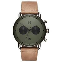 Часы мужские MVMT BLACKTOP RALLYE GREEN SANDSTONE 47MM